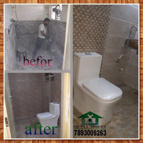 Hyderabad plumbing contractors